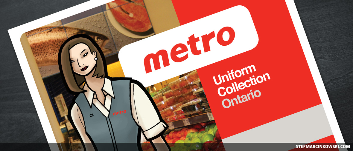 Uniform Catalogue: metro